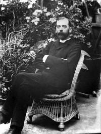 The Rev Arthur Humphreys.